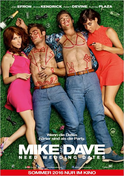 Mike And Dave Need Wedding Dates Film ansehen Online