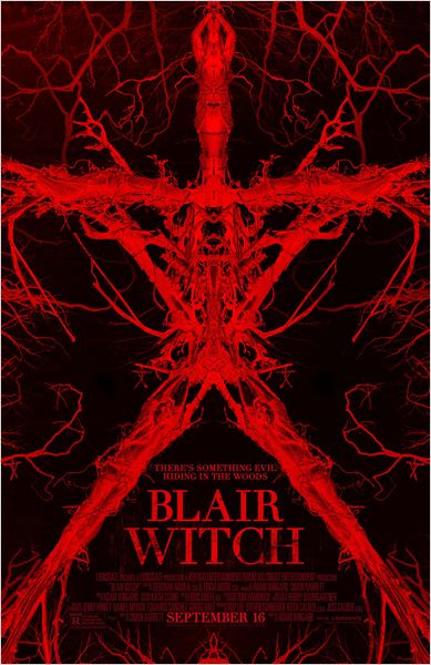 Blair Witch 2016 Film ansehen Online