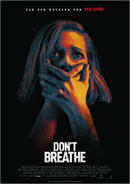 Don't Breathe Film ansehen Online
