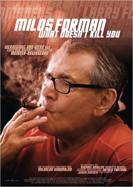 Milos Forman - What Doesn't Kill You Film ansehen Online