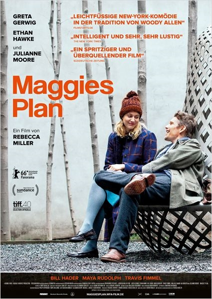 Maggies Plan Film anschauen Online