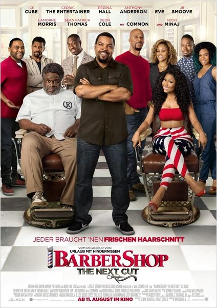 Barbershop: The Next Cut Film ansehen Online