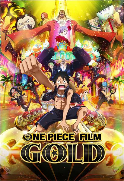 One Piece: Gold Film anschauen Online