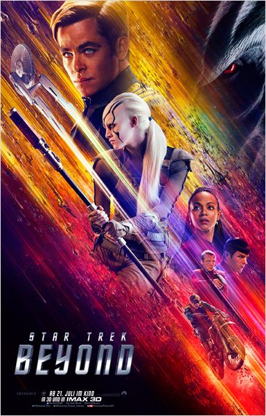Star Trek Beyond Film anschauen Online