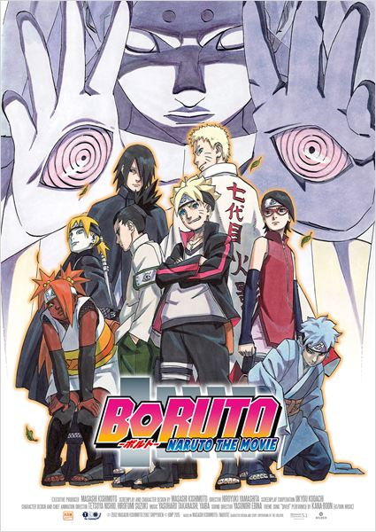 Boruto Naruto The Movie Film ansehen Online