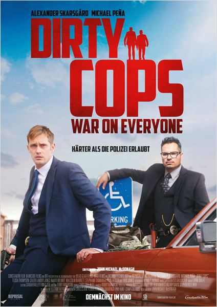 Dirty Cops War On Everyone Film ansehen Online
