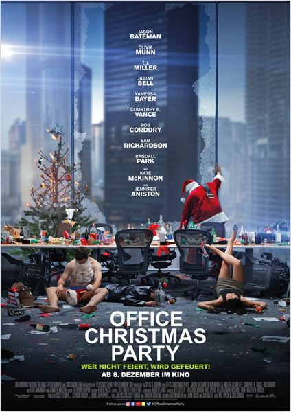 Office Christmas Party Film anschauen Online