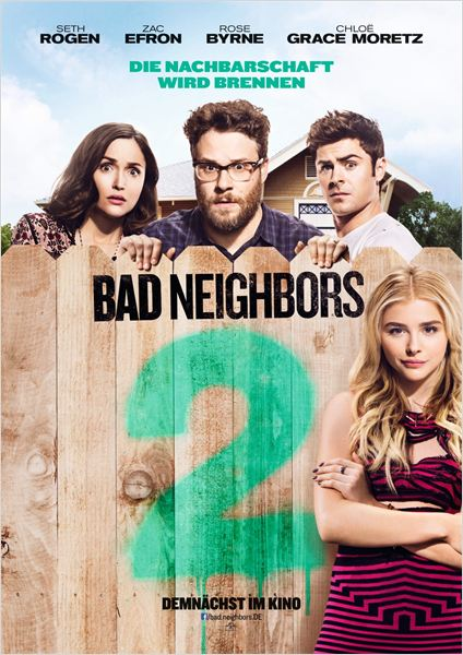 Bad Neighbors 2 Film ansehen Online