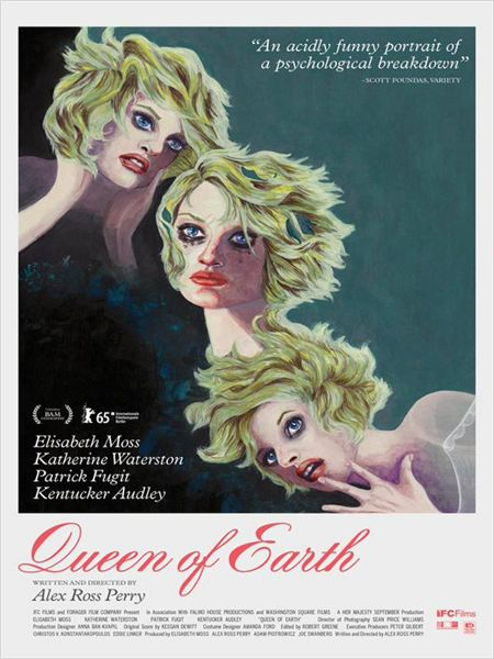 Queen Of Earth Film ansehen Online
