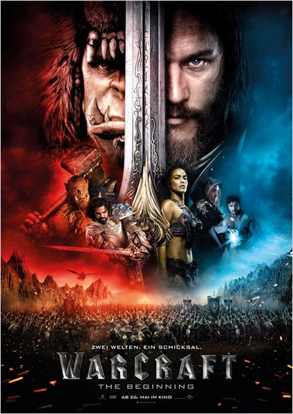 Warcraft: The Beginning Film ansehen Online