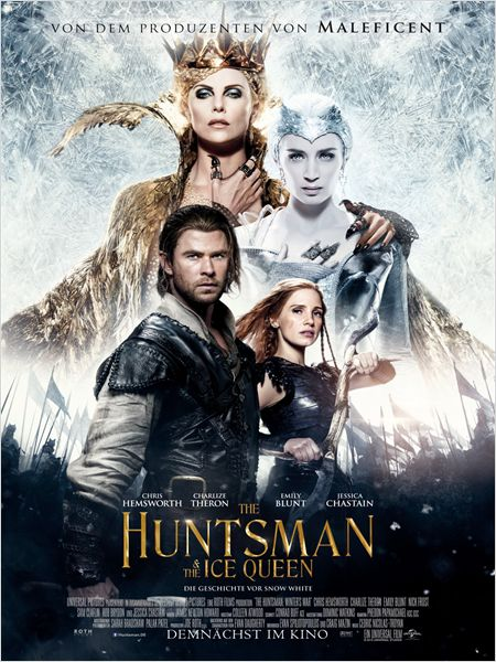 The Huntsman & The Ice Queen Film ansehen Online