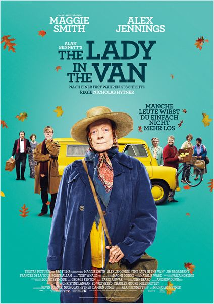 The Lady In The Van Film ansehen Online
