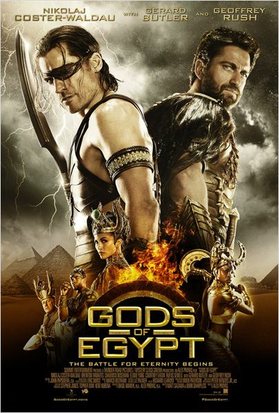 Gods Of Egypt Film anschauen Online