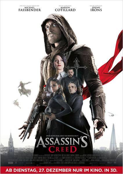Assassin's Creed Film ansehen Online