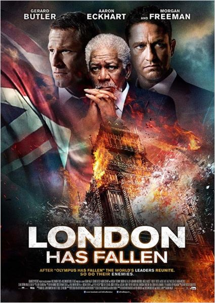 London Has Fallen Film ansehen Online