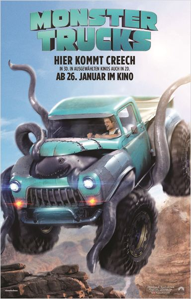 Monster Trucks Film anschauen Online