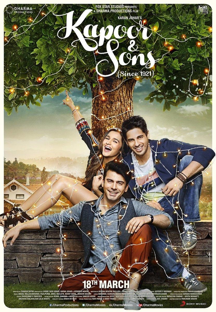 Kapoor and Sons Film ansehen Online