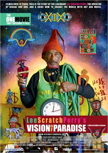 Lee Scratch Perry's Vision of Paradise Film ansehen Online