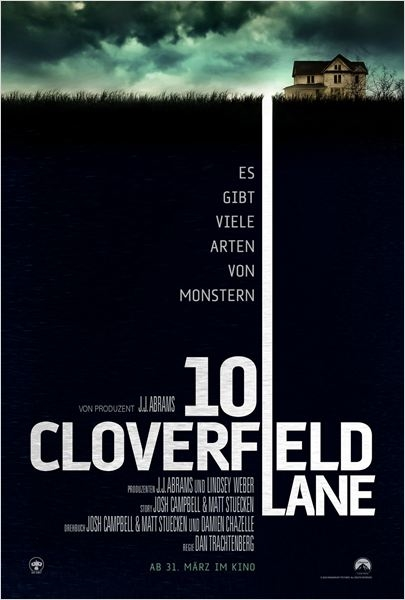 10 Cloverfield Lane Film anschauen Online