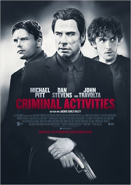 Criminal Activities Film anschauen Online