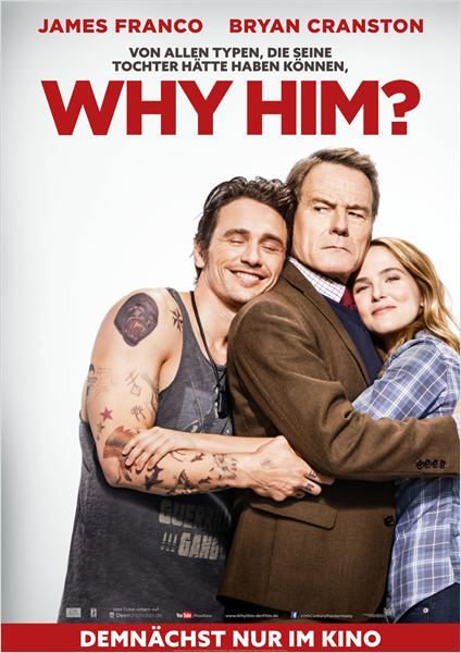 Why Him Film anschauen Online