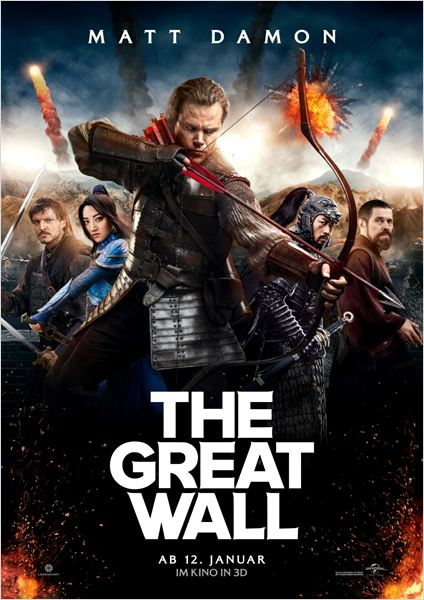 The Great Wall Film anschauen Online
