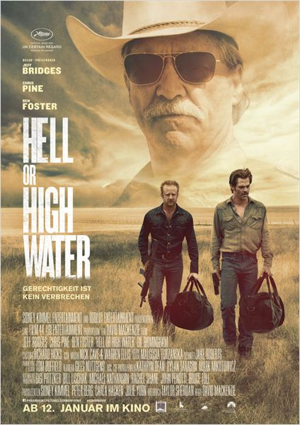 Hell or High Water Film ansehen Online