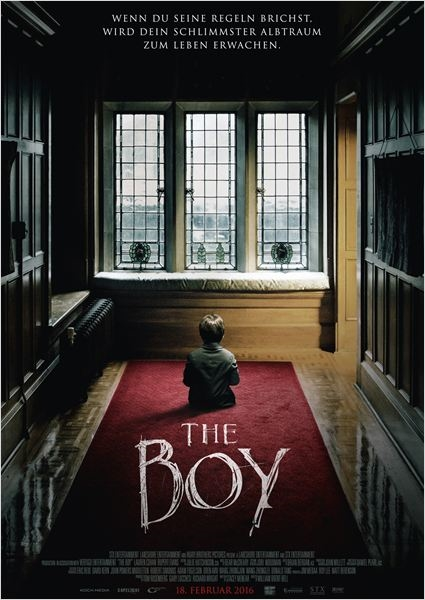 The Boy Film anschauen Online