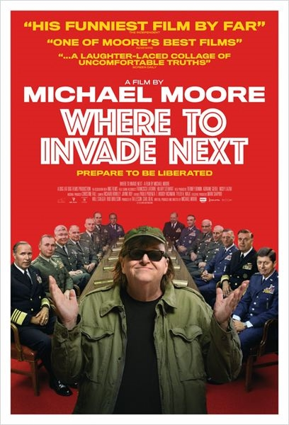 Where To Invade Next Film anschauen Online