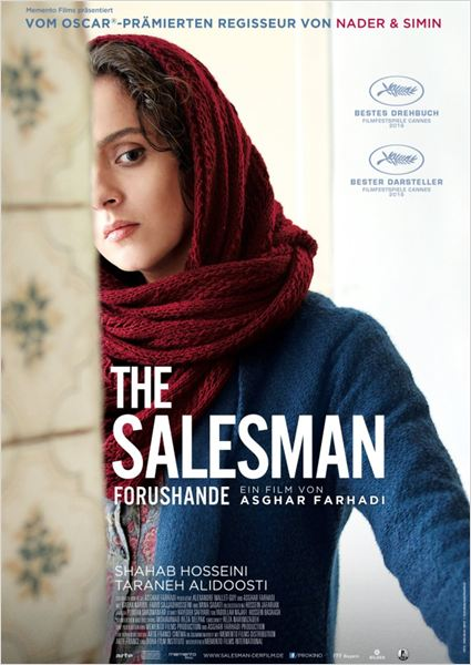 The Salesman (Forushande) Film ansehen Online