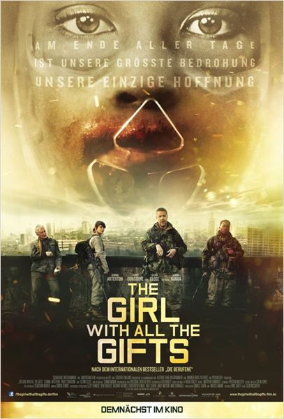The Girl With All The Gifts Film ansehen Online