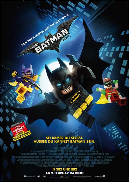 The LEGO Batman Film ansehen Online