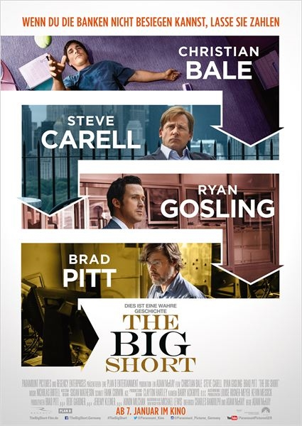 The Big Short Film anschauen Online