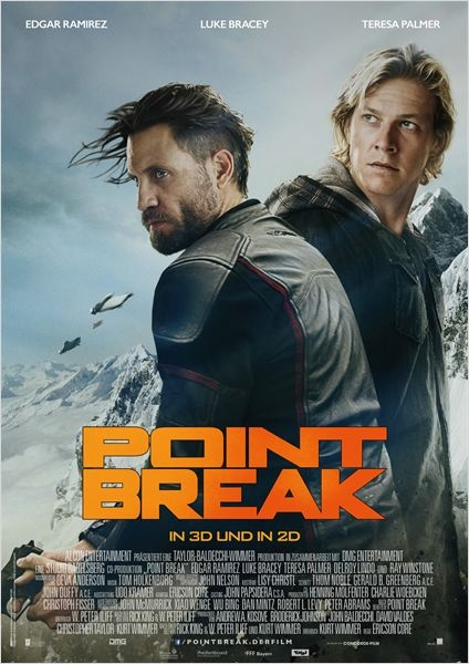 Point Break Film anschauen Online
