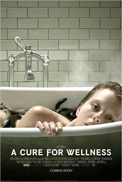 A Cure For Wellness Film anschauen Online