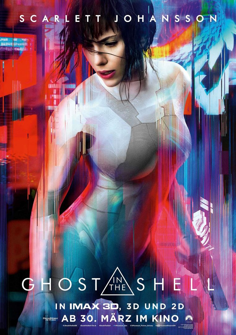 Ghost in the Shell Film anschauen Online