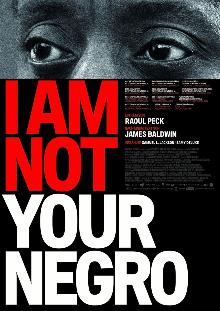 I Am Not Your Negro Film anschauen Online