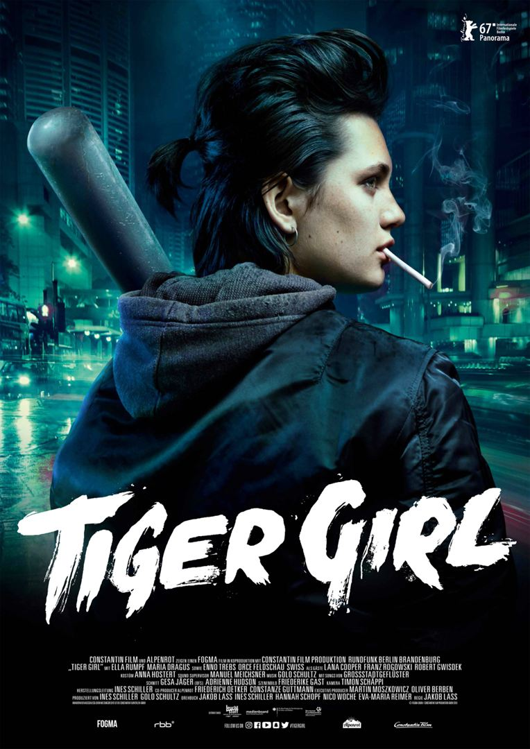 Tiger Girl Film anschauen Online