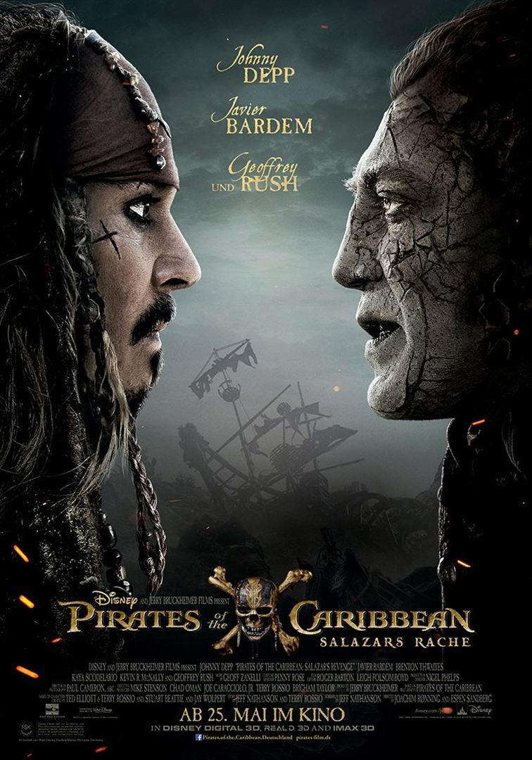 Pirates Of The Caribbean 5 Salazars Rache Film anschauen Online