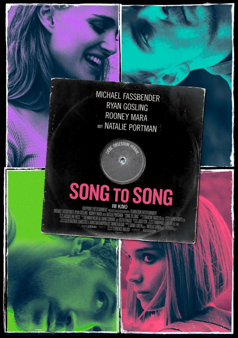 Song to Song Film anschauen Online