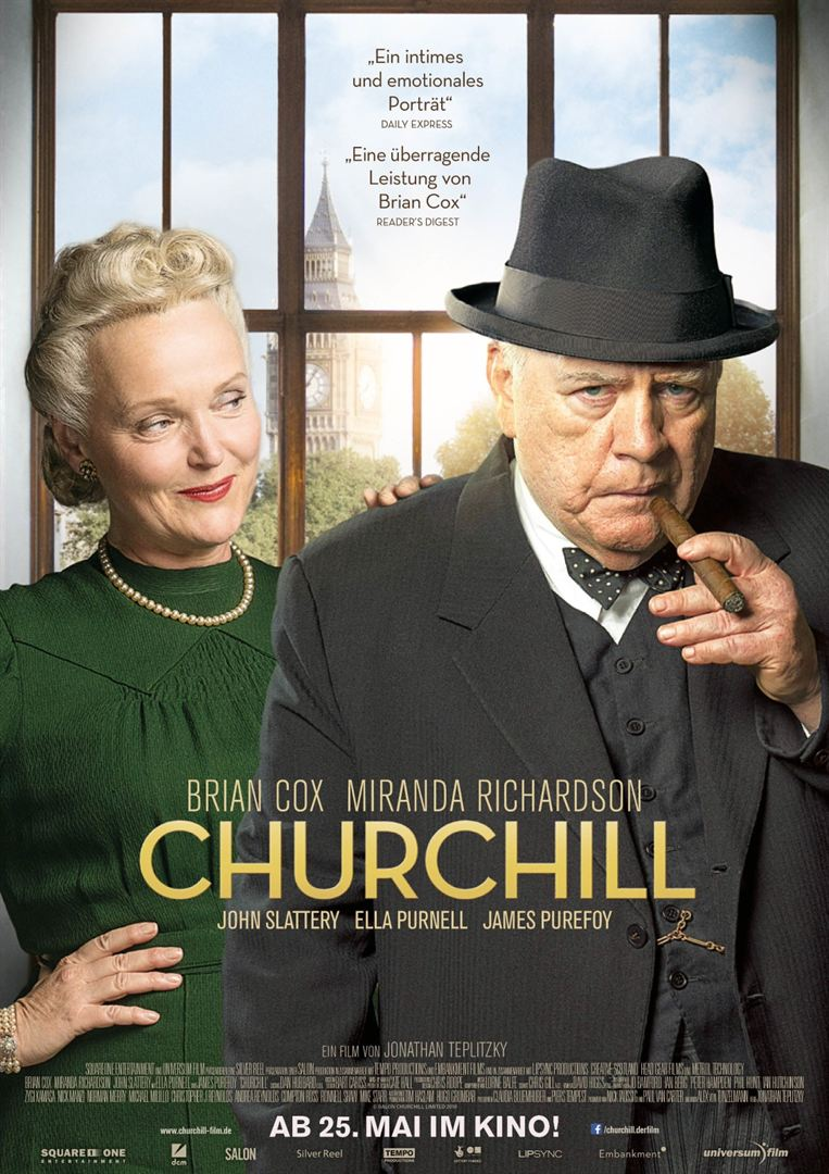 Churchill Film anschauen Online