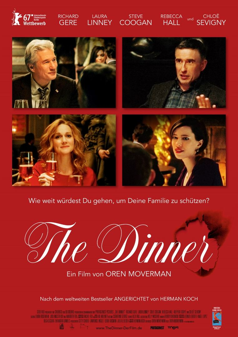 The Dinner Film anschauen Online