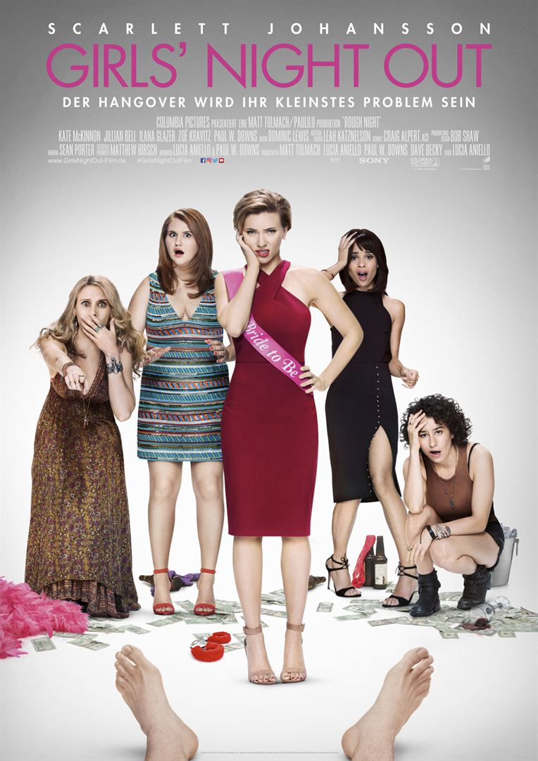 Girls' Night Out Film anschauen Online