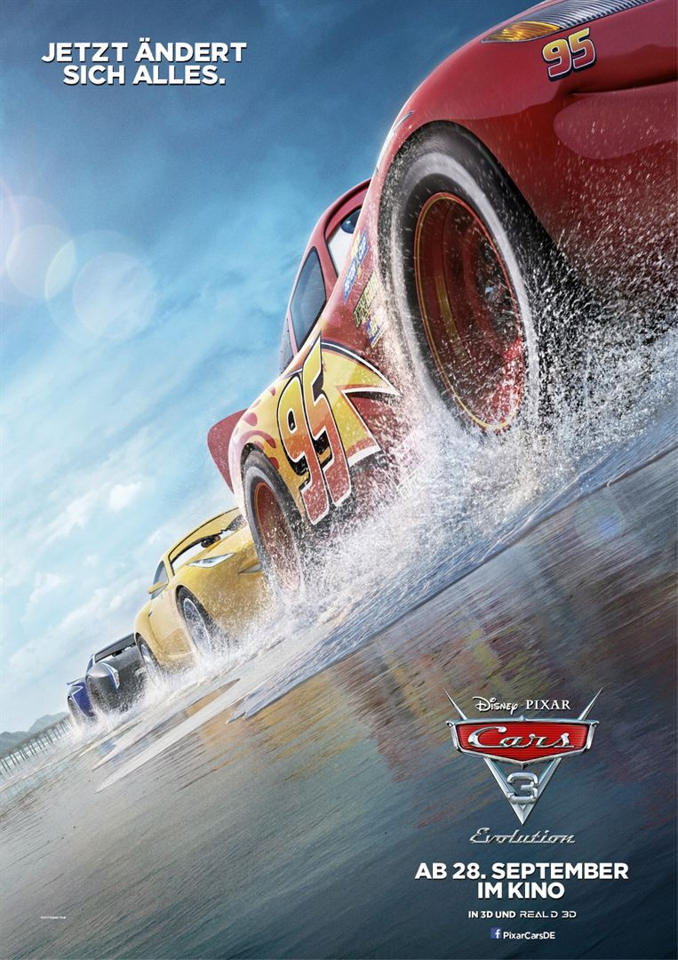 Cars 3 Evolution Film anschauen Online