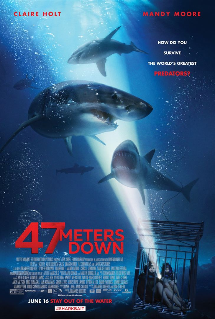 47 Meters Down Film anschauen Online