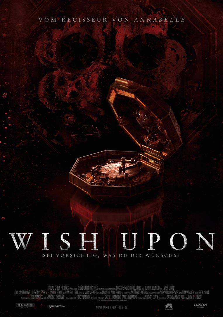 Wish Upon Film anschauen Online