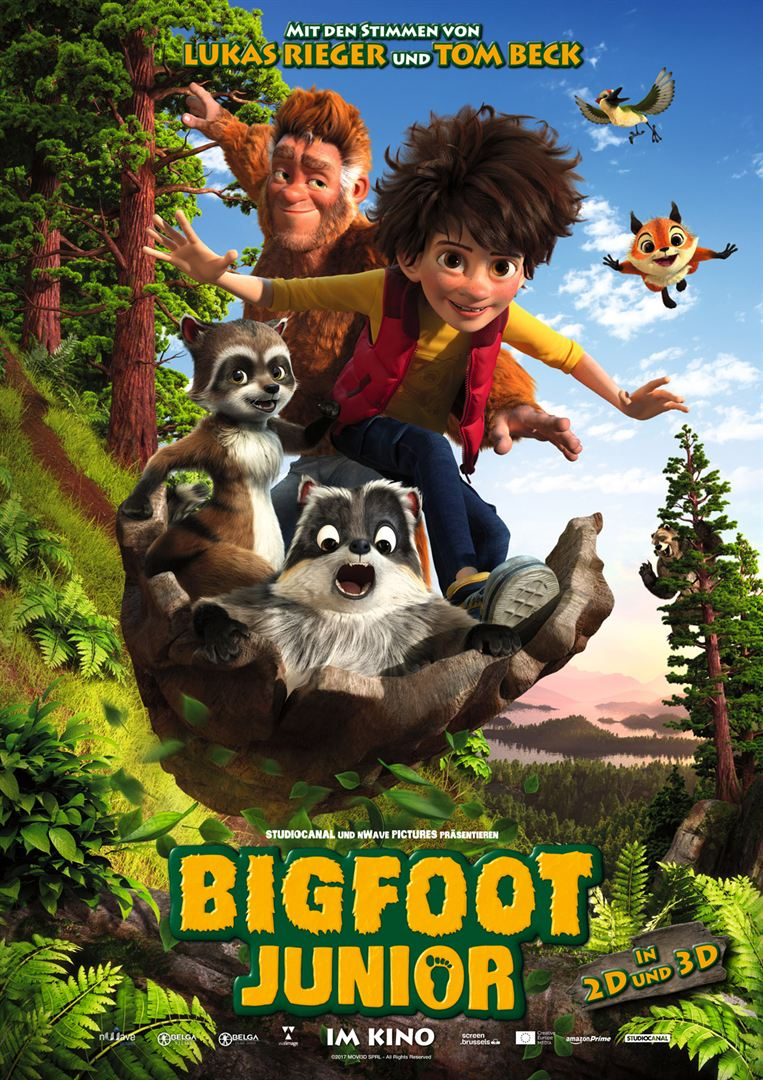 Bigfoot Junior Film ansehen Online