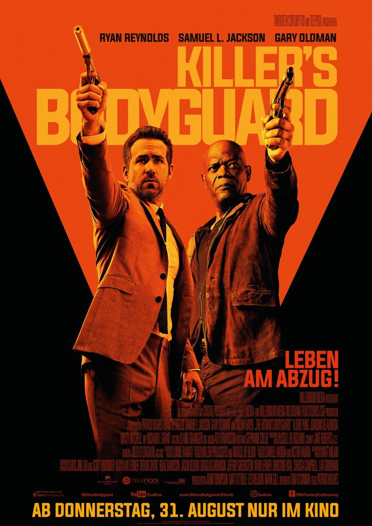 Killer's Bodyguard Film anschauen Online