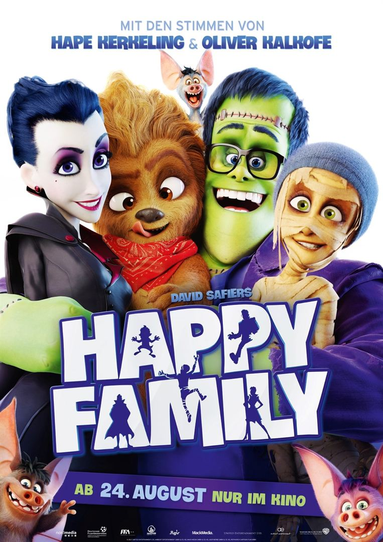 Happy Family Film anschauen Online