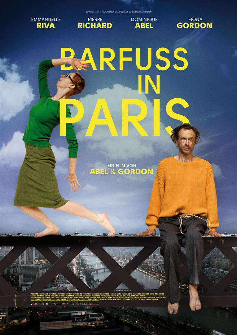 Barfuß in Paris Film anschauen Online